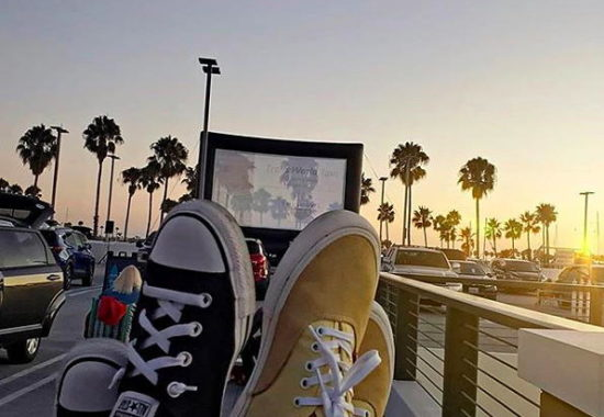 PCH Movies & Moonlight drive-in movies near The Crest apartments in Long Beach